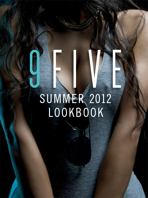 The 9five Summer 2012 Lookbook. Изображение № 1.