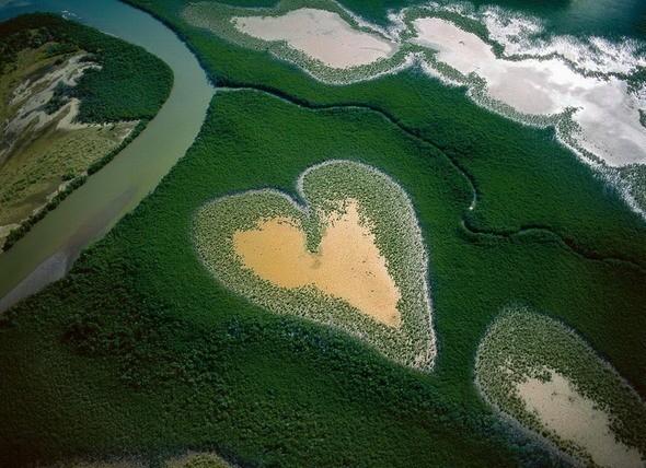 Heart in Voh в Новой Каледонии. Изображение № 21.