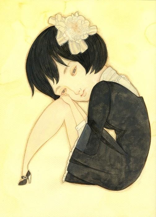 Как болеет за детей Хикари Шимода. Изображение № 3.