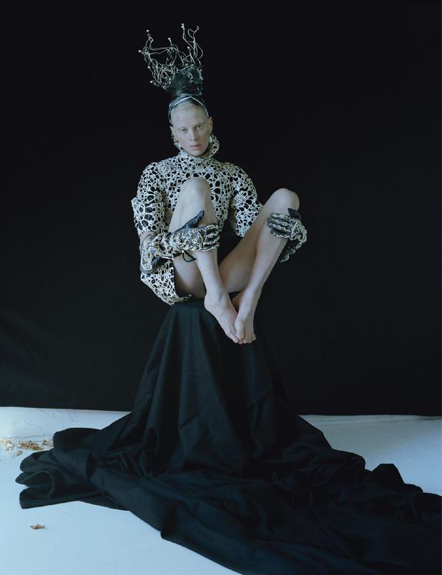 Новые съемки Dazed & Confused, Vogue, i-D и W Magazine. Изображение № 87.