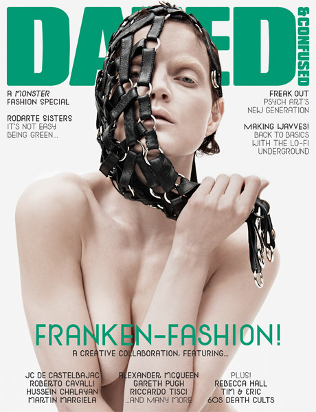 Dazed&Confused October 2009 – Franken-Fashion. Изображение № 8.