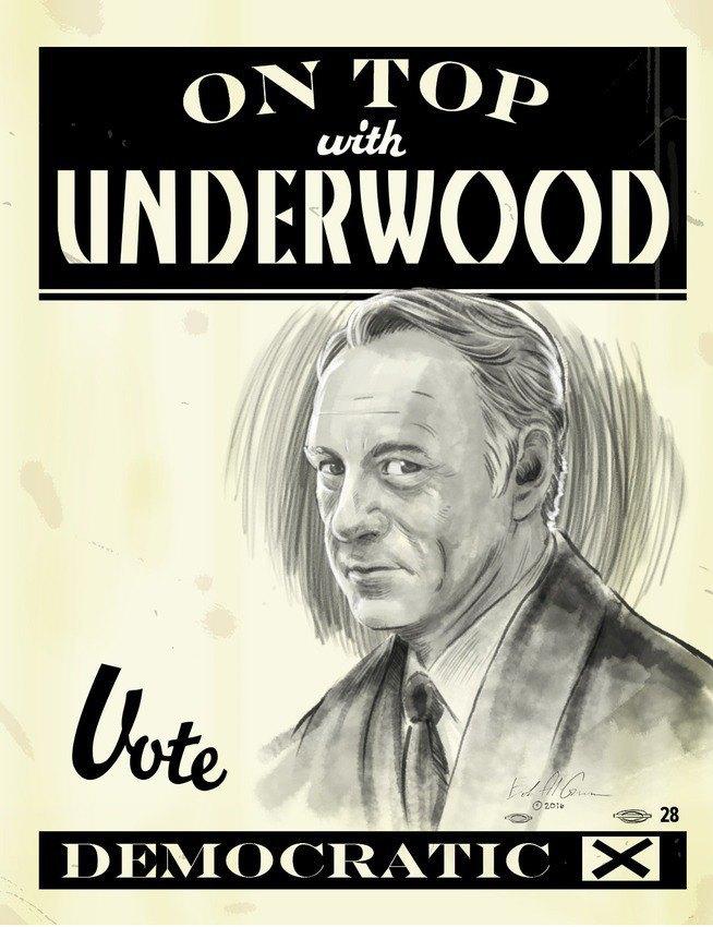 Франклин Д.Рузвельт, 1940 год. Изображение № 2.