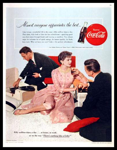 Изображение 61. Coca-cola – История бренда, история рекламы.. Изображение № 61.