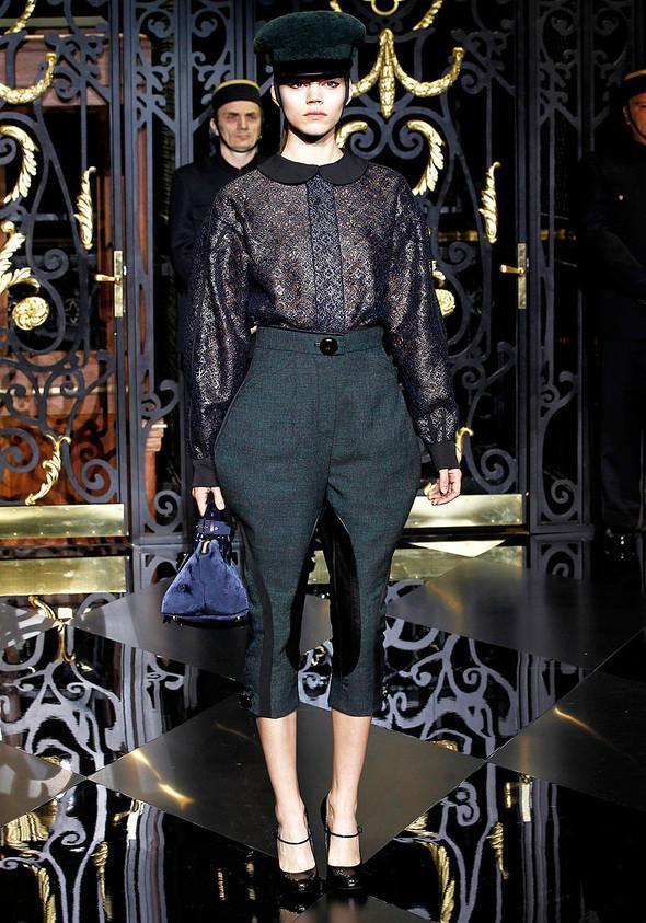 Изображение 6. Louis Vuitton Fall 2011.. Изображение № 6.
