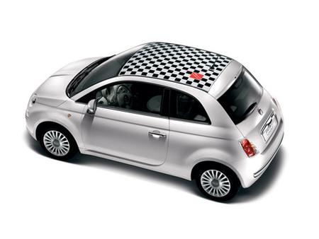 ОбИконе Италии — Fiat 500. Изображение № 6.