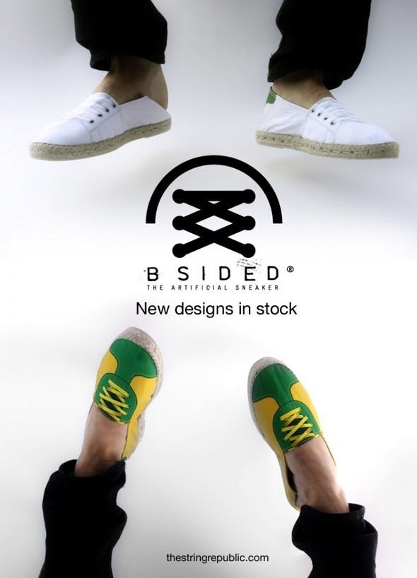 Изображение 4. Artificial Sneaker.. Изображение № 4.
