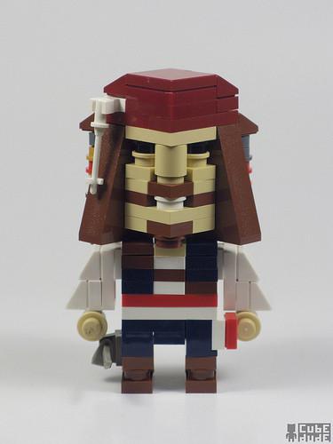 Изображение 14. Lego-герои CubeDude .. Изображение № 14.
