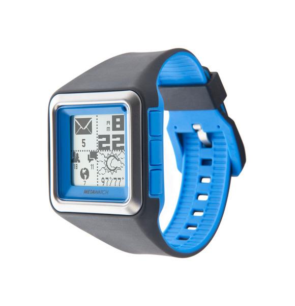 Новые умные часы для Android смартфона или iPhone 4S: MetaWatch STRAT. Изображение № 3.