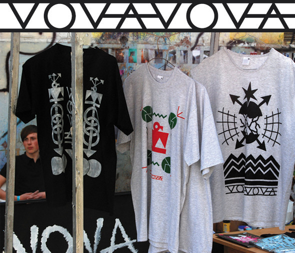 VOVA VOVA Tees & Tunics. NEOLITHICA 09 Collection. Изображение № 6.