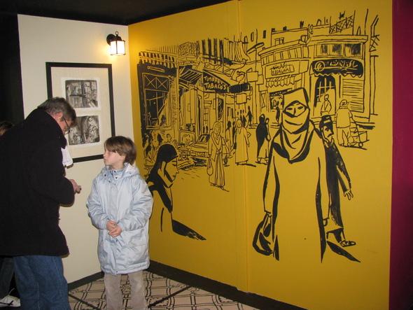 Ангулем 2009 – великое действо вокруг комикса. Изображение № 3.
