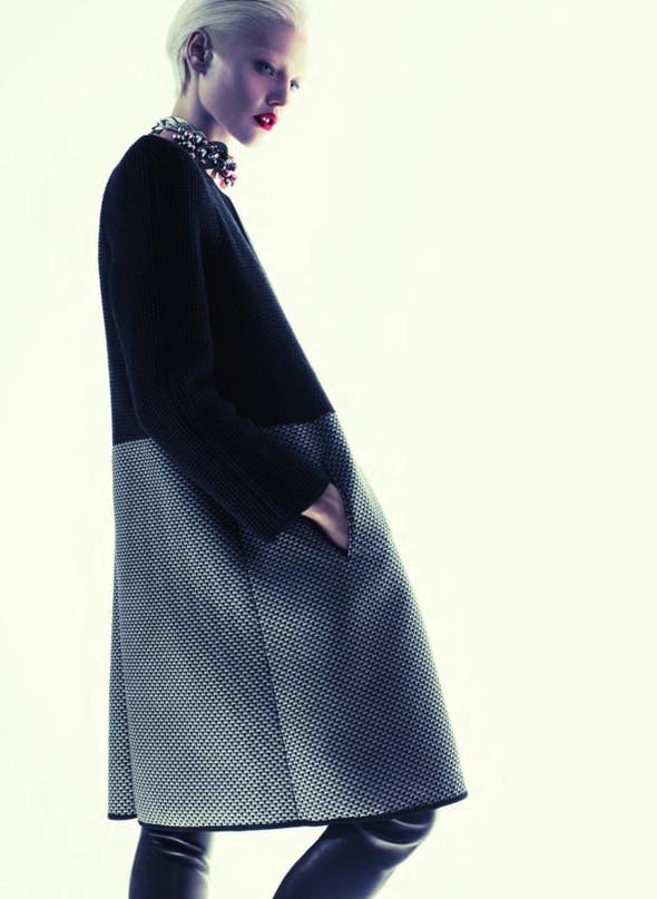 Кампания: Саша Пивоварова для Giorgio Armani FW 2011. Изображение № 4.