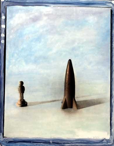 Три точки. Сергей Щербаков. Изображение № 1.