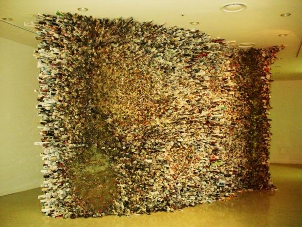 Вторая жизнь для тысячи журналов в скульптурах Юн-Ву Чой. Изображение № 6.