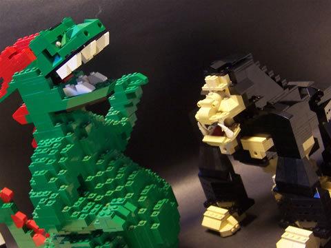 48 креативных LEGO творений. Изображение № 26.