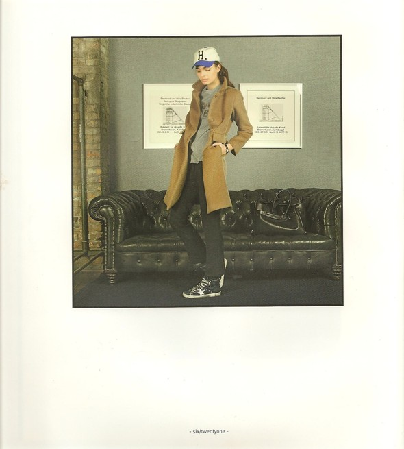 Lookbook Golden Goose women's FW2011-2012. Изображение № 8.