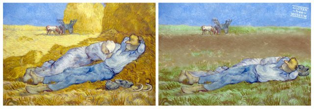 Тумблог дня: искусство без мучных продуктов. Изображение № 1.