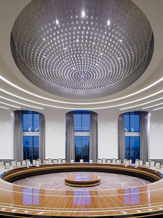 ПРОЕКТ: Дворец в Ташкенте. «Международный дом форумов». Изображение № 8.