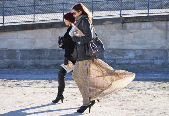 Луки с Недели моды в Париже. Изображение № 40.