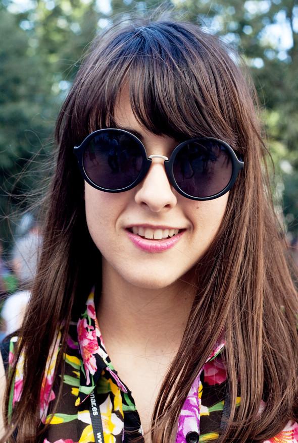 Пестрые рубашки и темные очки: Посетители фестиваля Sonar 2012. Изображение № 21.