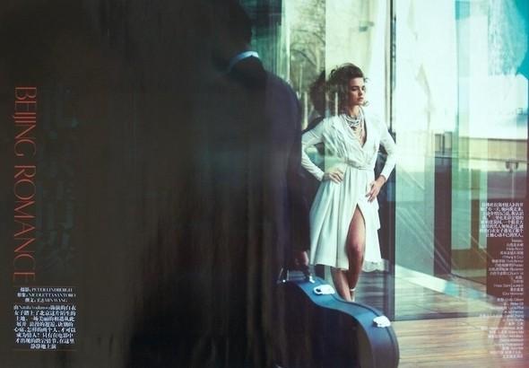 Изображение 24. Съёмки: i-D, Man About Town, Vogue и другие.. Изображение № 30.