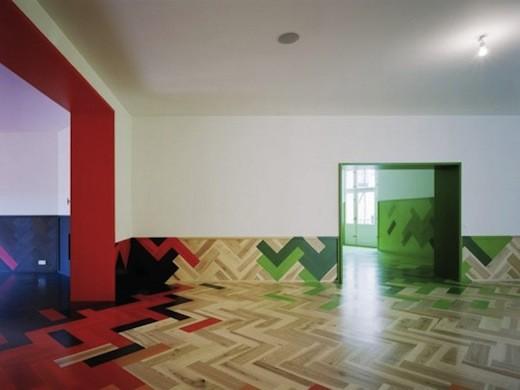 А-ля натюрель: материалы в интерьере и архитектуре. Изображение № 91.
