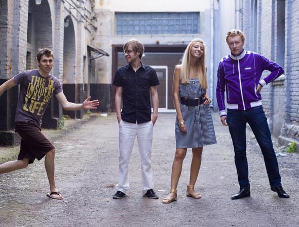 Paul B and The Band. Изображение № 1.