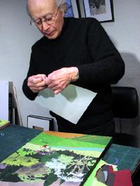 Масаясу Ушида – Япония ваппликации. Изображение №29.