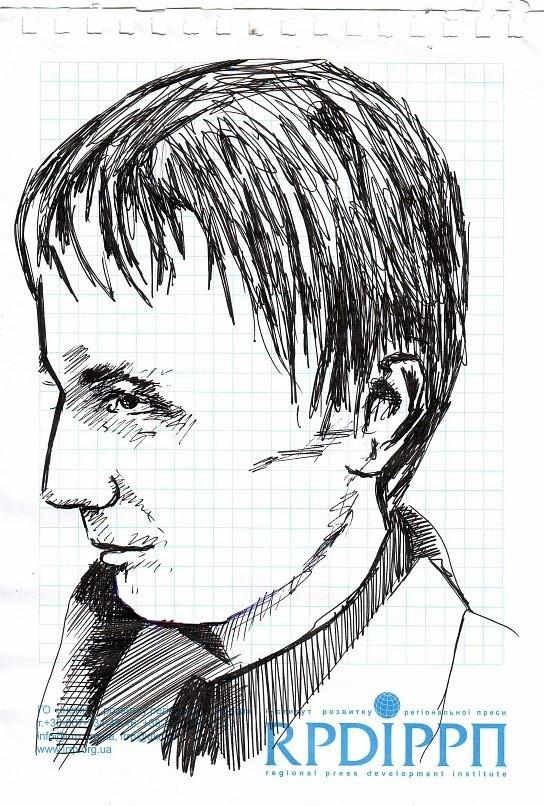 Портрет в клеточку. Изображение № 2.