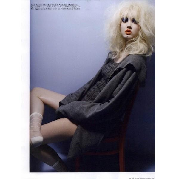 5 новых съемок: Harper's Bazaar, i-D, Numero и другие. Изображение № 13.