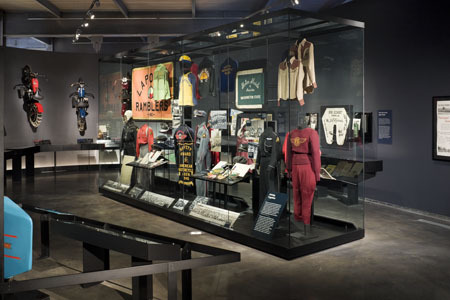 Музей Harley-Davidson вМилуоки. Изображение № 25.