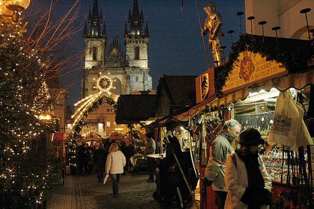 Лучшие рождественские ярмарки Европы. Изображение № 6.
