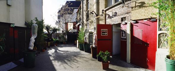 Изображение 2. Парижские кафе.. Изображение № 4.