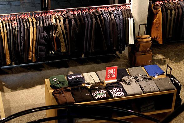 Магазин Carhartt в Мюнхене. Изображение № 15.