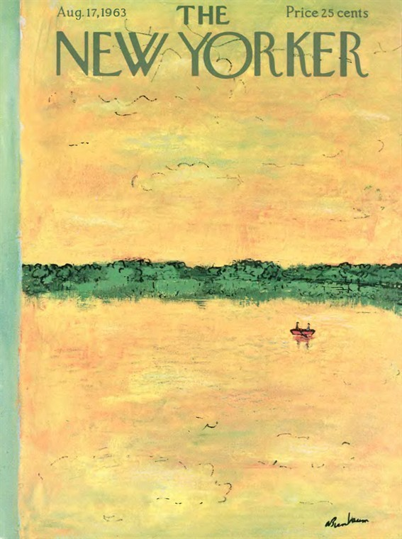 Обложки TheNew Yorker. Изображение № 39.