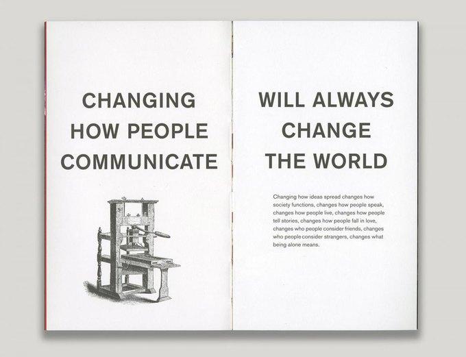 Дизайнер Facebook рассказал о рабочей культуре в компании. Изображение № 1.