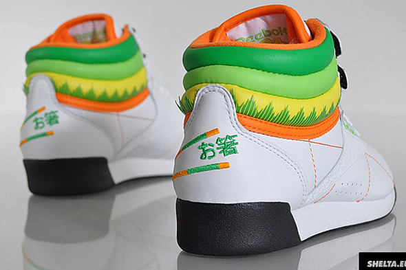 REEBOK FREESTYLE (SUSHI PACK). Изображение № 5.