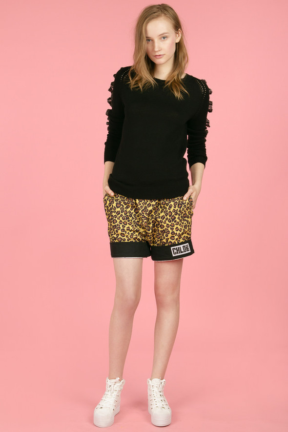 Лукбук: Chloe Sevigny for Opening Ceremony FW 2011. Изображение № 1.