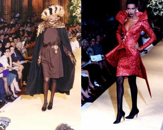 Архив: коллекции Yves Saint Laurent 1962-1999. Изображение № 27.
