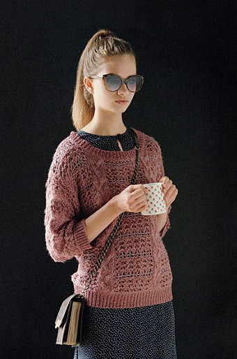 Лукбук: Urban Outfitters Fall 2011. Изображение № 36.