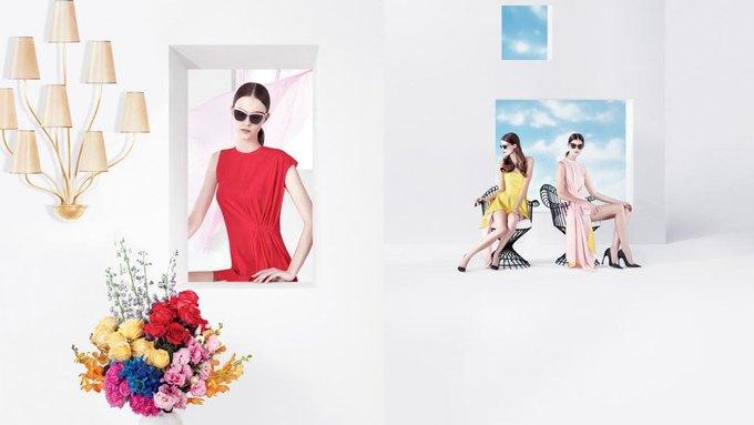 Раф Симонс выпустил весенне-летнюю рекламу Dior. Изображение № 3.