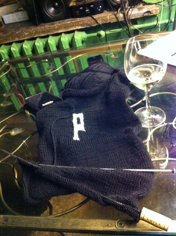 Fall in knitting. Изображение № 7.
