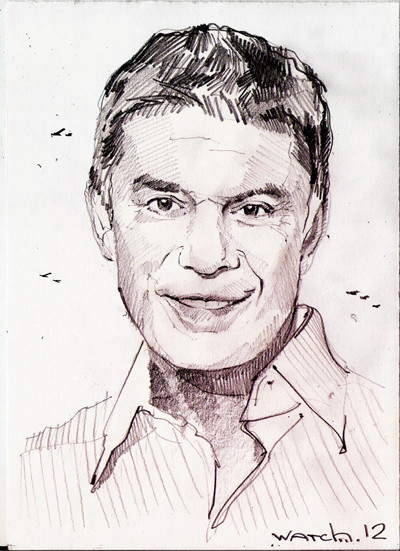Sketch portraits. Изображение № 4.