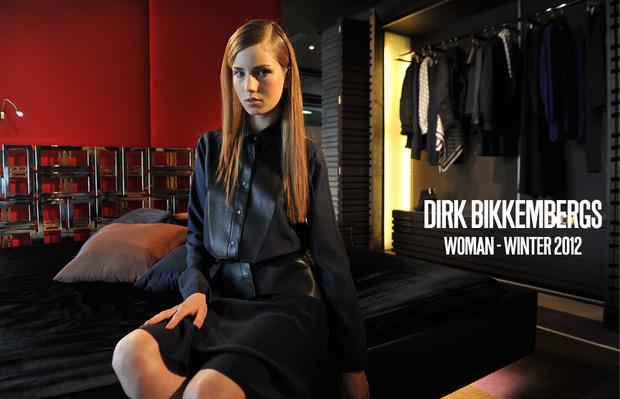 DIRK BIKKEMBERGS, осень-зима 2012/13. Изображение № 1.