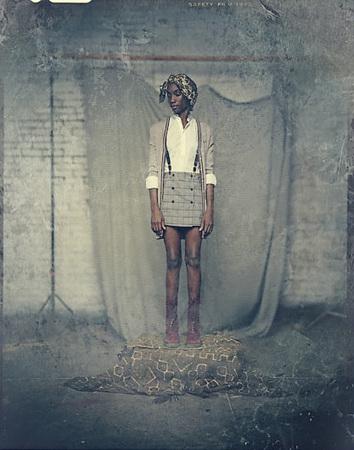 Африканские скинхеды byClayton Cubitt. Изображение № 10.