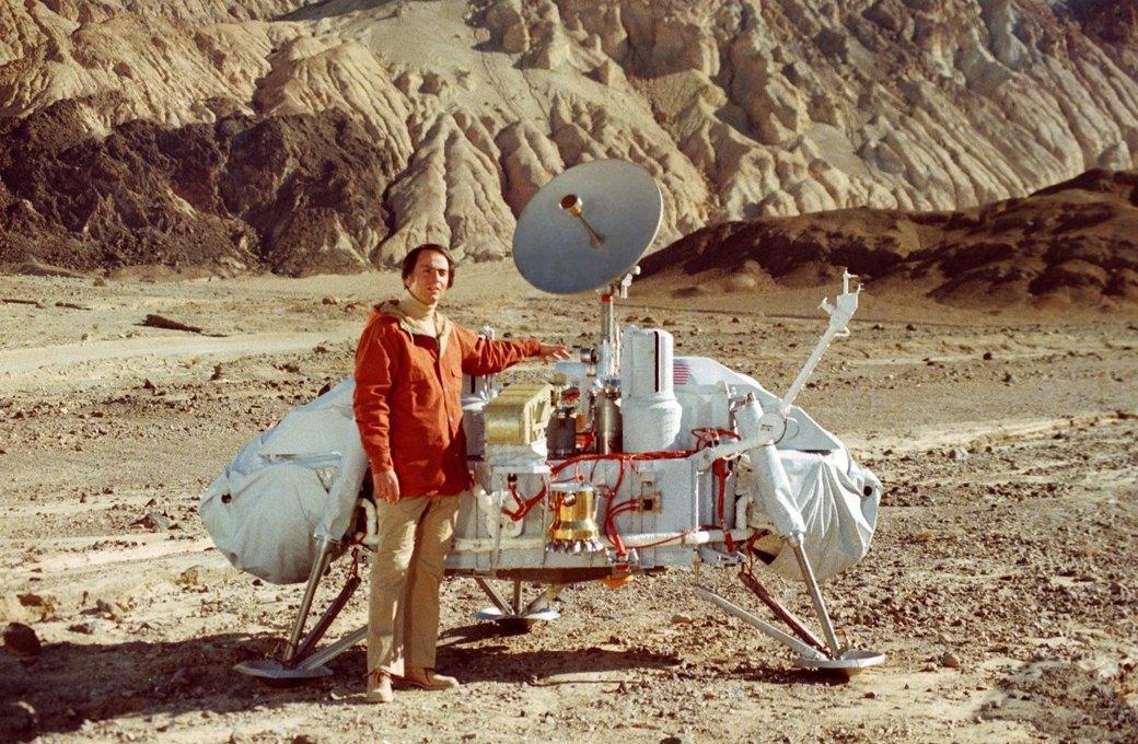 Является частью Вселенной: 10 фильмов и сериалов о космосе. Изображение № 5.