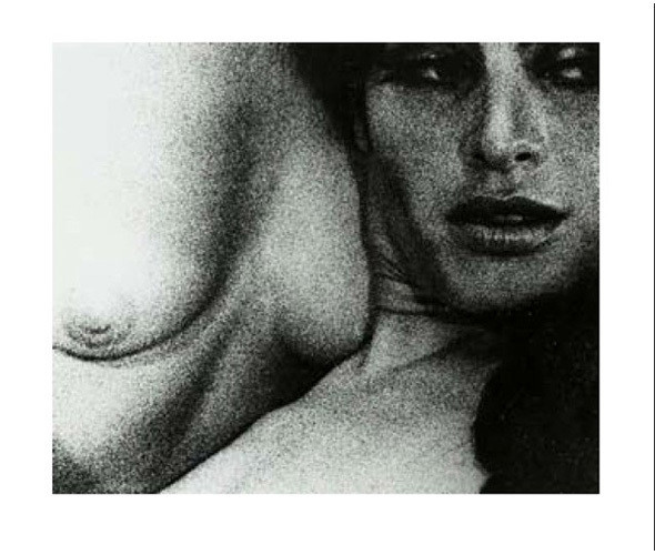 Части тела: Обнаженные женщины на фотографиях 50-60х годов. Изображение № 86.
