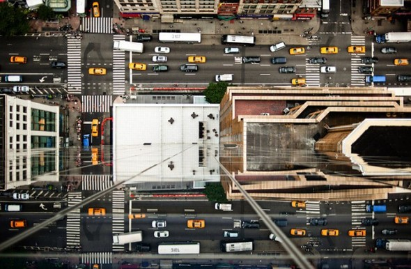 Взгляд сверху от Нэвида Барати. Изображение № 7.