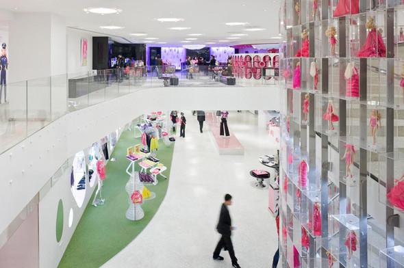 Огромный магазин Barbie вШанхае!. Изображение № 18.