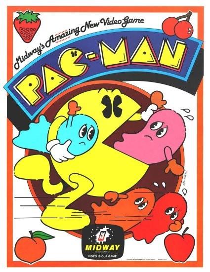 С днем рождения Pac-Man. Изображение № 1.