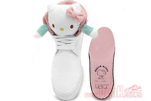 HELLO KITTY X UBIQ MASCOT FATIMA. Изображение № 4.